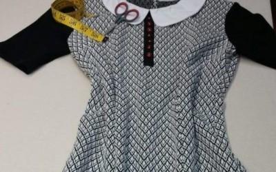 Custom made Office dress