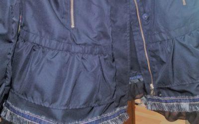 Jacket too short? we can lengthen it